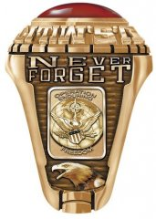 Enduring Freedom Ring