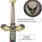 air force sword