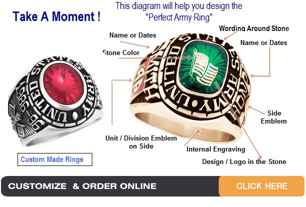 custom military jewelry