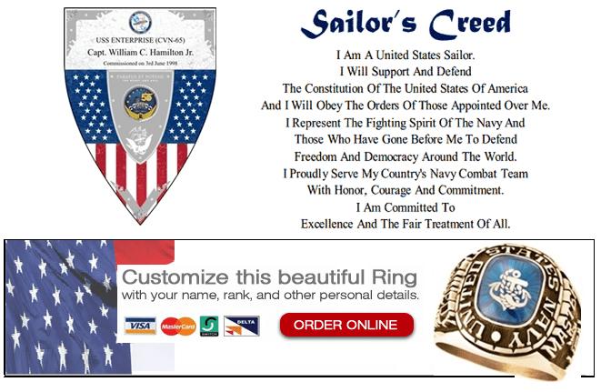 navy creed