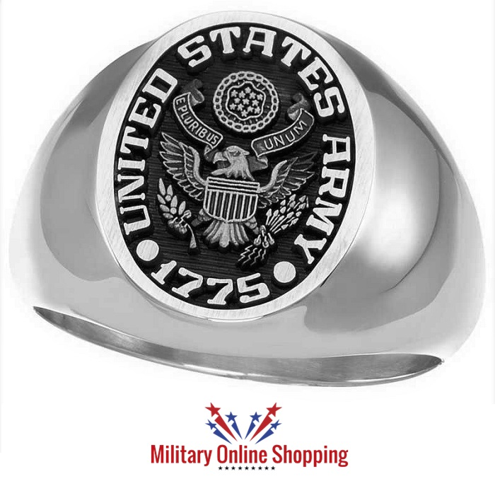 military signet rings